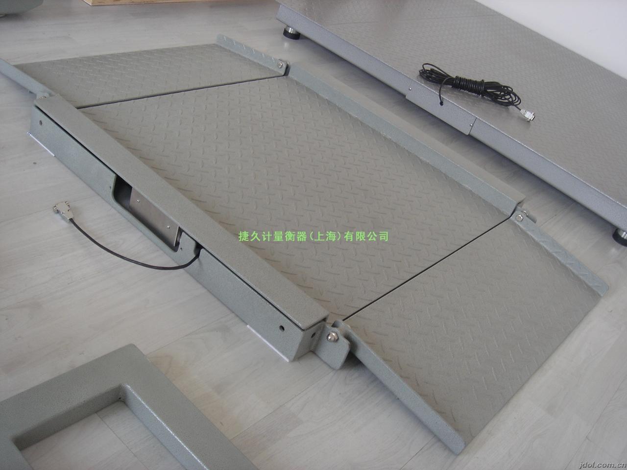 带框电子地磅(地上衡)